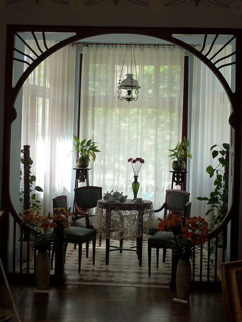 Best 20 Art Nouveau Interior Ideas On Pinterest