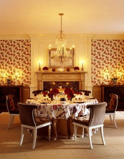 interior designers in ri - this gorgeous dining room landed its talented designer the cover ...