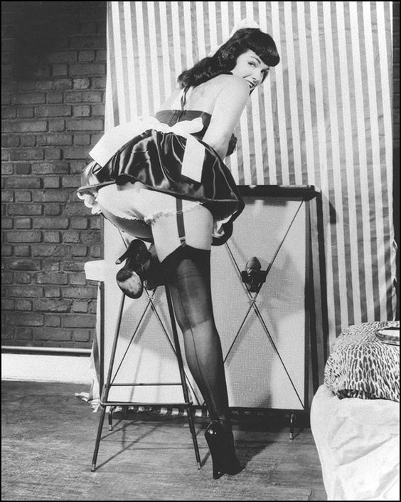 The Official Bettie Page