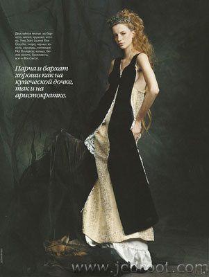 Jed Root - Photographers - Bettina Rheims - Fashion - Russian Elle