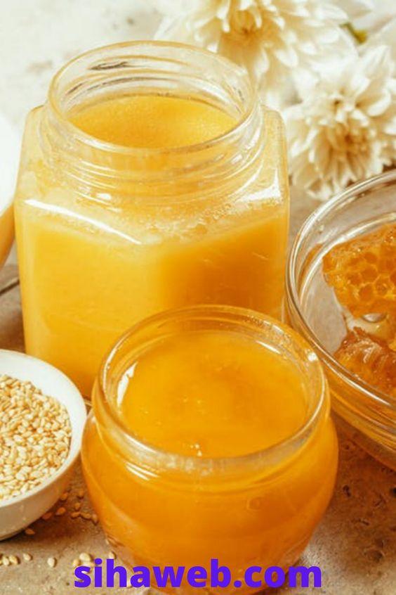 العسل حبوب اللقاح غذاء ملكات النحل لتنشيط مناعة الجسم Fruit Food Cantaloupe