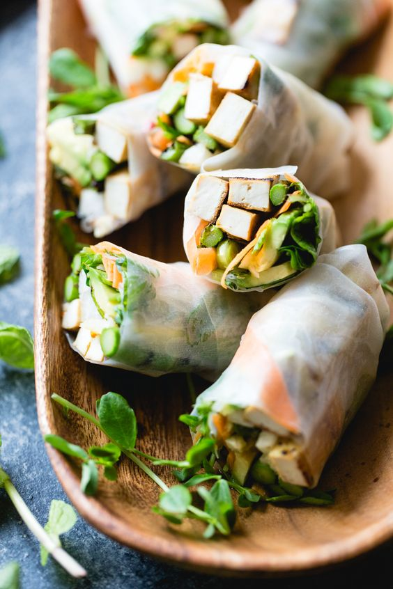 Spring roll dipping sauce, Spring and Sauces on Pinterest