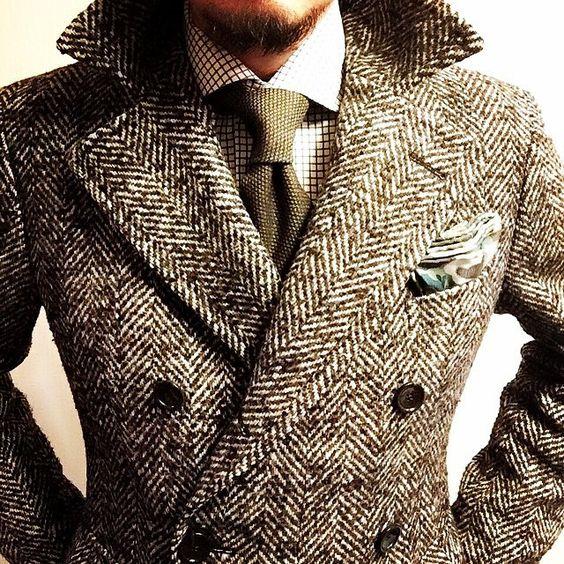 Coupe / Tissu / Motifs / Cravate