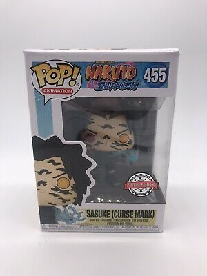 Funko pop naruto figura figure anime manga tv kubana mode sasuke curse mark