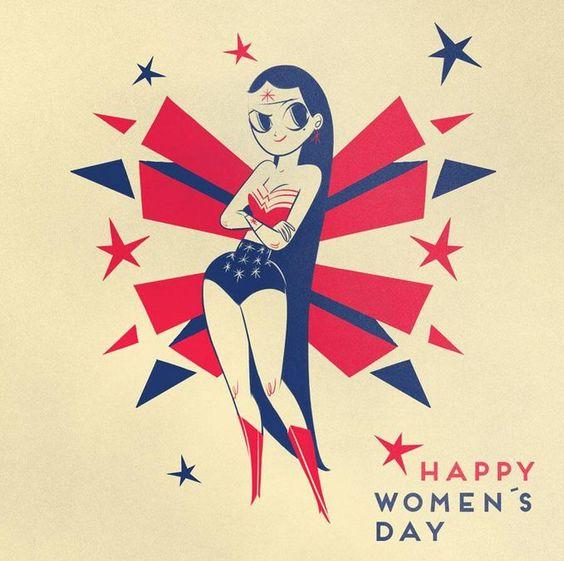 A vida de Nessy: Feliz Dia das Mulheres