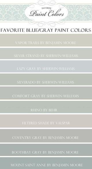 "Paint Colors featured on HGTV show ""Fixer Upper"" | Favorite Paint Colors | Bloglovin' by dianna"