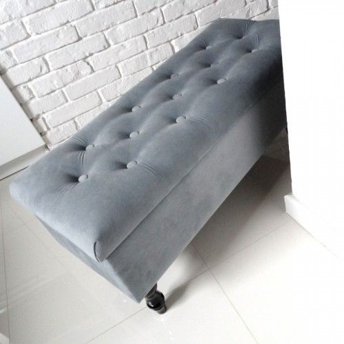 Skrzynia Pikowana Otwierana Schowek Na Buty Siedzisko Do Przedpokoju Amore Plusz Furniture Home Decor Home