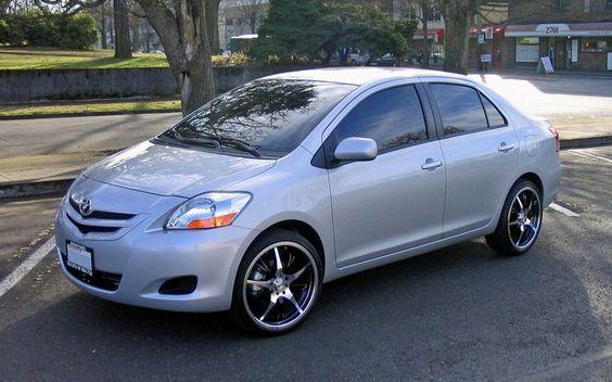 My 2007 Toyota Yaris Sedan. Purchased brand new in Dec of ...