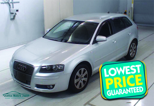 Audi A3 Hatch Back 2007 In Stock For Sale Lowes Price Guaranted Japanese Used Cars Cars For Sale Hatchback