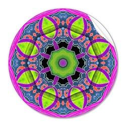 FluRoDelica Flower Sticker by Psydewalk