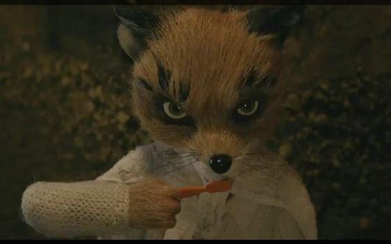 Ash. Fantastic Mr. Fox.
