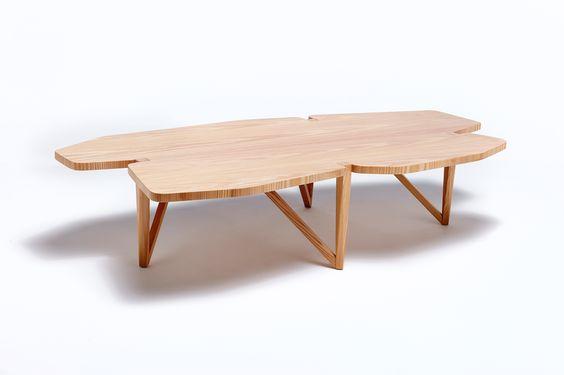 Maria coffee table // mesa de centro Maria // design Paulo Alves