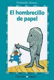 El hombrecillo de papel. Sig. I ALO hom