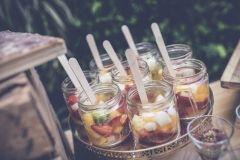 Ensalada de frutas - Catering l'Empordà - #wedding #boda #event #evento #catering #fruta #fruits #ensaladadefruta