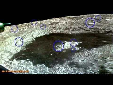 100% Proof Of Alien Civilizations Exist On The Moon - Nasa ...