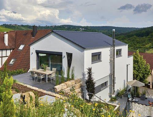 Haus Am Hang Bauen Fertighaus De Ratgeber Outdoor Decor Home Outdoor Structures