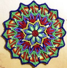 Crochet Spot » Blog Archive » Overlay Crochet – Not what I thought it was - Crochet Patterns, Tutorials and News