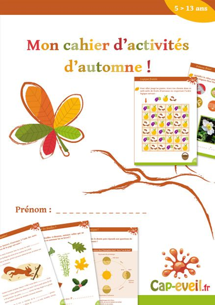 Activit S And Automne On Pinterest