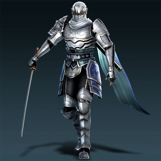 Warriors Orochi 3 Ultimate Ryu Hayabusa Mystic Weapon: Ryu Hayabusa: Knight Armor