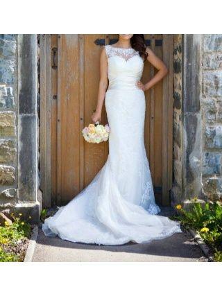 Justin Alexander 8596 Wedding Dress