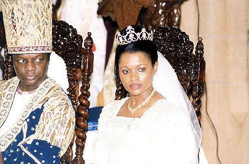 Image result for Queen Sylvia of Buganda