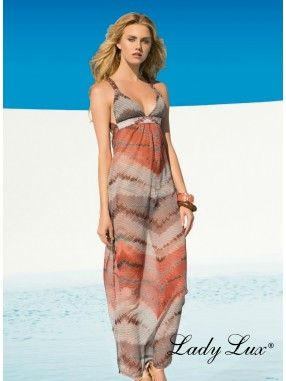 Strut your stuff in our Beach Cover Up! #LadyLuxswimwear #LadyLux #designerswimwear #bikinis