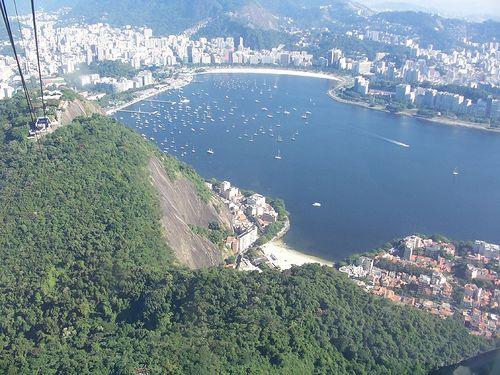 Marina da Glória, Praia Vermelha, Praia de Botafogo, Rio de Janeiro...