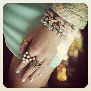 :: mints & pinks ::
