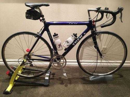 Buy Trek Carbon Fiber Road Bike Https Ebay To 2oweplx Road Bike Bike Carbon Fiber