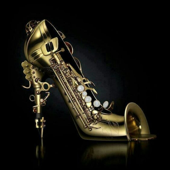 #saxophone #shoes
