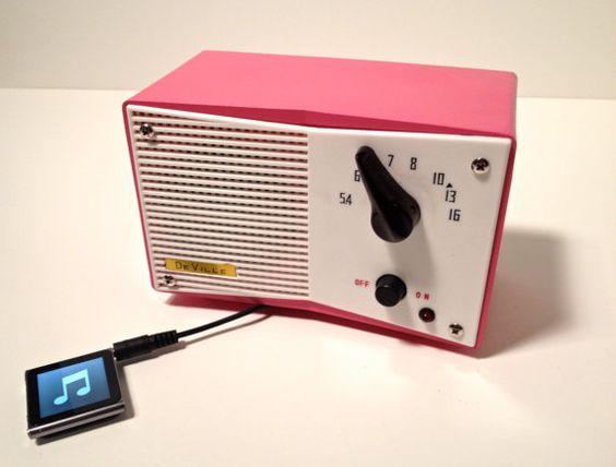 CNC gefräster Hörbert, der mp3 Player für Kinder | CNC | Pinterest ...
