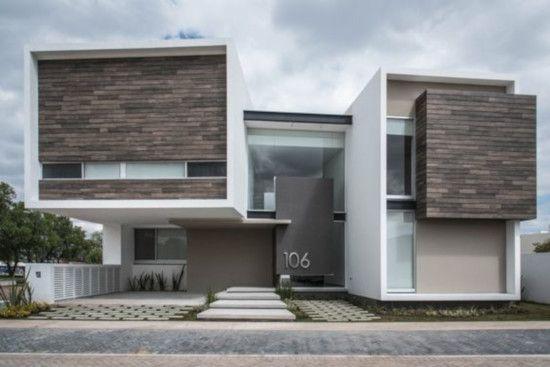 37 Desain Rumah Minimalis Inspiratif Dengan Atap Datar 1000 Inspirasi Desain Arsitektur Teknologi Konstruksi Dan Kr Desain Rumah Desain Eksterior Arsitektur