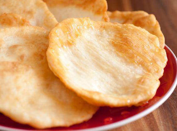 Cherokee Fry Bread Recipe