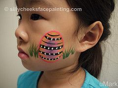Search Photos And Face Paintings On Pinterest