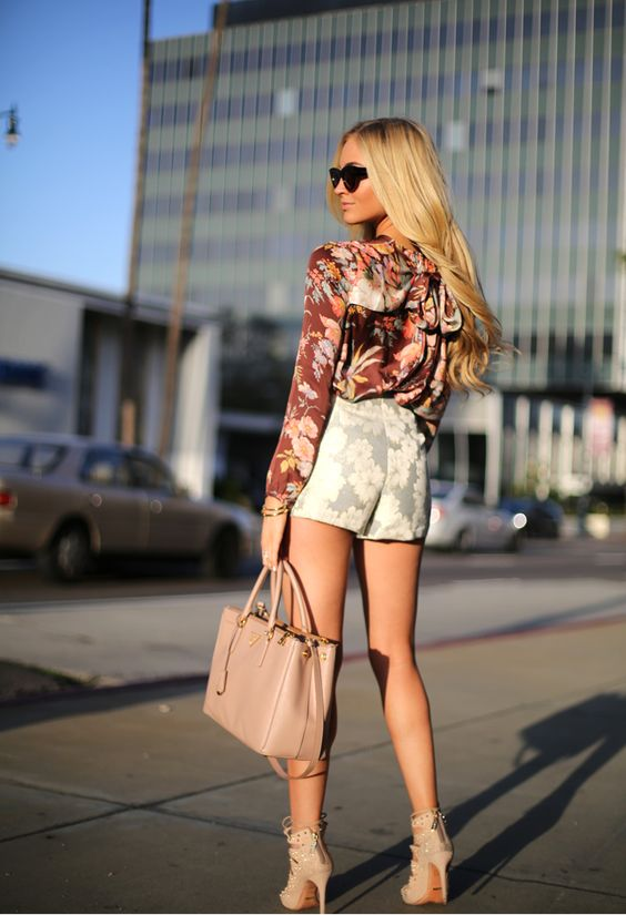 Oriental Florals on angelfoodstyle.com