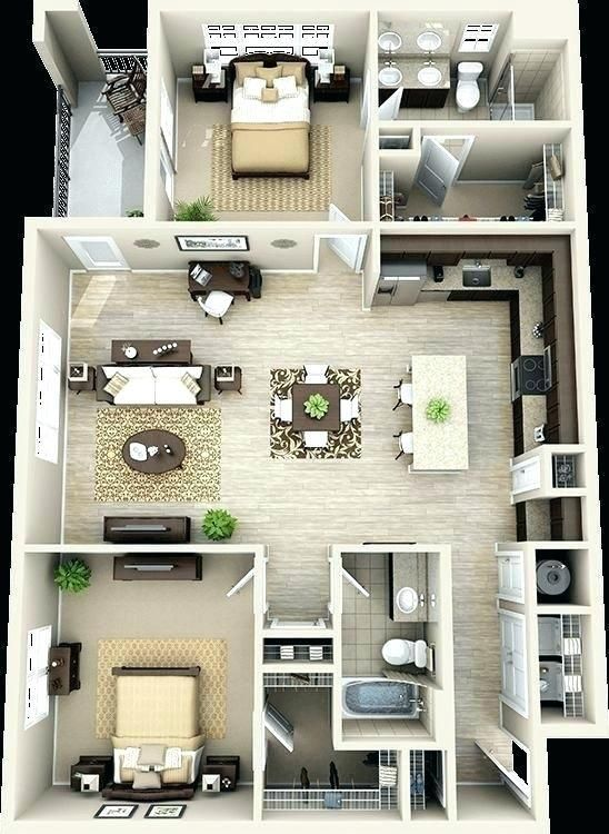 Modern House Inside House Layout Plans Small House Plans House Plans