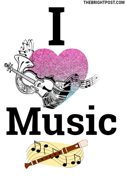 I Love Music Image For Facebook Display Picture Pirate Day