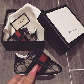 gucci baby boy trainers