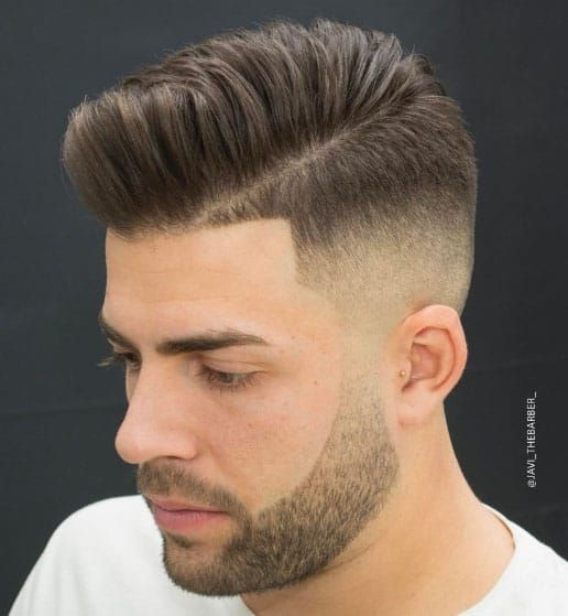 30 Bald Fade Hairstyles That Rocked 2019 Trendiest Styles In 2020 Mens Haircuts Fade Pompadour Fade Comb Over Fade Haircut