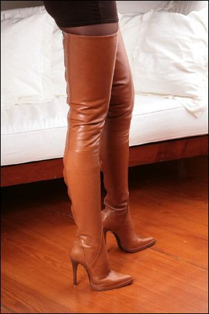 Made To Measure Thigh High Boots - Boot Hto