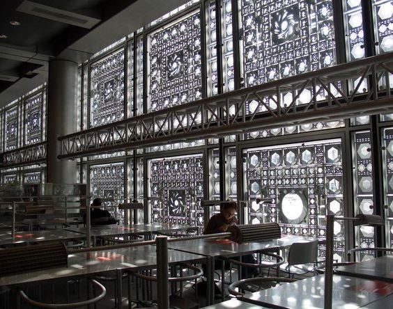 jean nouvel instituto del mundo arabe - Google Search