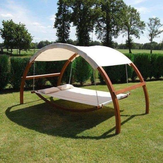 Pin By Lily Ling On Garden Structures Backyard Dream Backyard Patio Swing