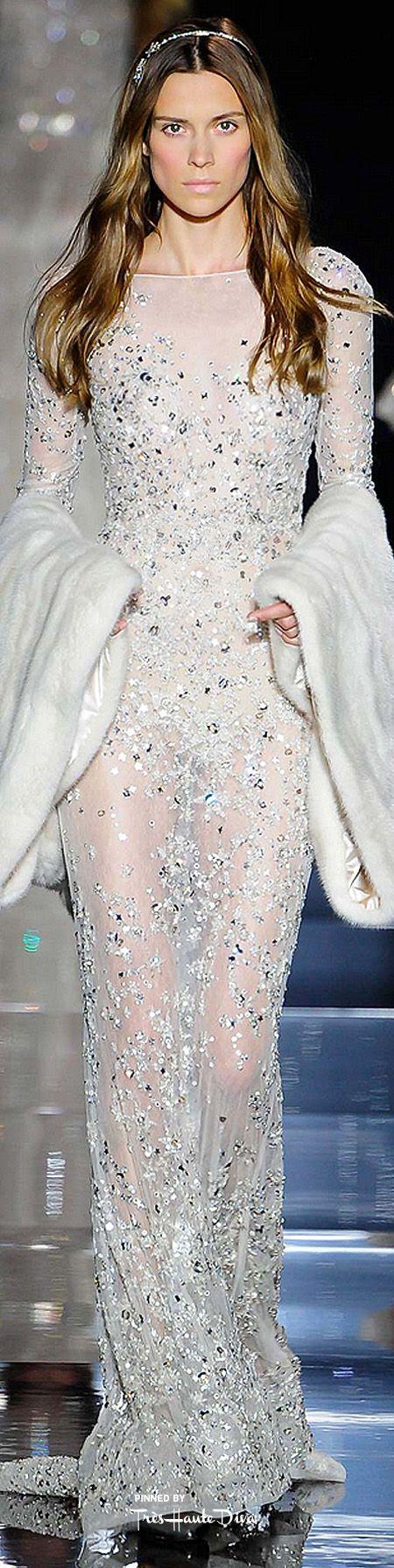 Zuhair Murad Couture Fall 2015 ♔ Très Haute Diva