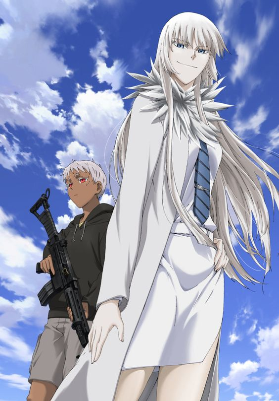 Jormungand  The series follows Koko Hekmatyar, a young arms dealer who sells weapons under HCLI, an international shipping corporation that secretly deals in the arms trade.