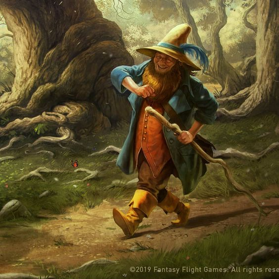 "WHO IS TOM BOMBADIL . image credits to Borja Pindado . ""Eldest, that's what I am... Tom remembers the first raindrop and the first acorn... he knew the dark under the stars when it was fearless – before the Dark Lord came from Outside.""― Tom Bombadil, In the House of Tom Bombadil. . ""He is a strange creature.""― Elrond, The Council of Elrond . Tom Bombadil was an enigmatic figure that lived throughout the history of Arda. Living in the depths of the Old Forest, he seemed to possess unequaled powe"