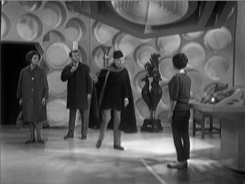 """Classic Who, Series 1, Episode 1: """"An Unearthly Child"""""""