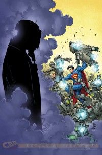"Pak and Soule Destroy the Man of Steel in ""Superman: Doomed"" - Comic Book Resources"