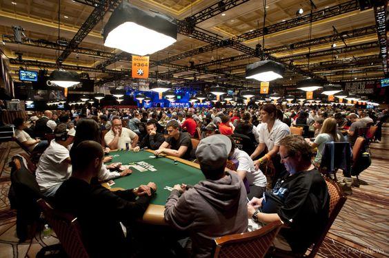 Casino Rio, world series of poker 2013  http://fr.pokernews.com/