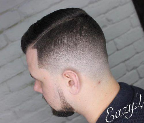Sharp Fade Mens Haircuts Fade Fade Haircut Taper Fade Haircut