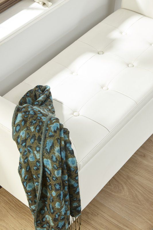 Jeanette Upholstered Storage Bedroom Bench | Upholstered Storage, Storage Bench, Upholstered Storage Bench